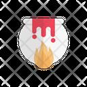 Cauldron Witch Blood Icon