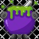 Cauldron Cook Pot Icon