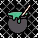 Cauldron Magic Cooking Icon