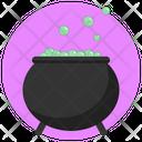 Cauldron Witch Potion Icon
