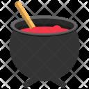 Cauldron Holiday Horror Icon