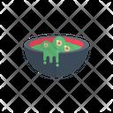Bowl Cauldron Witch Icon