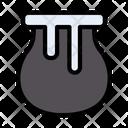 Cauldron Poison Halloween Icon