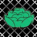 Fresh Vegetables Food Icon
