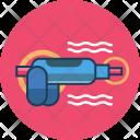Caulk Gun Tool Icon