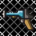 Caulk Gun Caulk Construction Icon