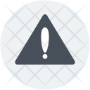 Caution Exclamation Mark Icon
