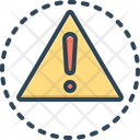 Caution Warning Alert Icon