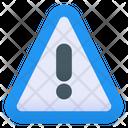 Caution Warning Danger Icon