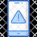 Caution Notification Icon