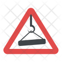 Caution Overhead Load Icon