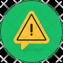 Error Alert Caution Sign Icon