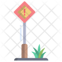 Caution Sign Warning Sign Exclamation Signboard Icon