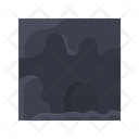 Cave Nature Dark Icon