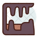 Cave Nature Mountain Icon