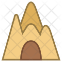 Cave Mountain Icon