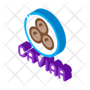 Seafood Shrimp Food Icon