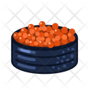 Caviar Food Meal Icon