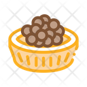 Basket Caviar Web Icon