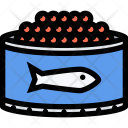 Caviar Food Drink Icon