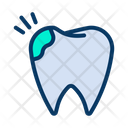 Caries Cavity Decay Icon
