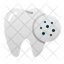 Cavity Tooth Dental Icon
