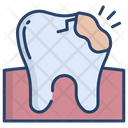 Cavity Germs Bacteria Icon