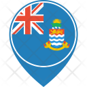 Cayman Islands Flag Icon