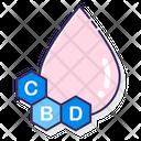 Cbd Oil Icon