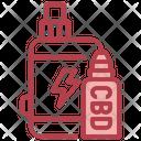Cbg Vaping Vape Icon