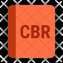 Cbr book Icon
