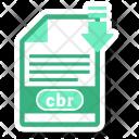 Cbr file Icon