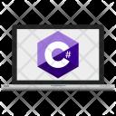 Cc C Coding Icon