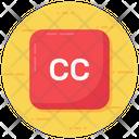 Cc Creative Common Cc License Icon