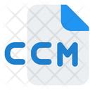 Ccm File Icon