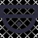Surveillance Cctv Camera Icon