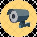 Cctv Camera Monitoring Icon
