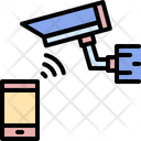 Smartphone Internet Cctv Icon