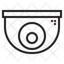 Cctv Security Device Household Icon
