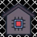 Cctv Smart Home Home Icon
