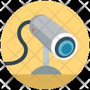 Security Camera Surveillance Icon
