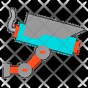 Cctv Camera Safety Icon