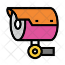 Security Camera Protection Icon