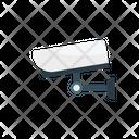 Cctv Security Camera Protection Icon