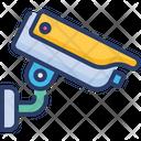 Camera Surveillance Crime Icon