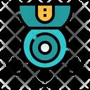 Cctv Control Wireless Icon