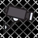 Cctv Security Camera Icon
