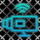 Smart Cctv Smart Camera Automation Icon