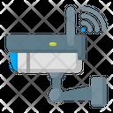 Cctv Surveillance Security Icon
