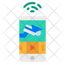 Cctv App Phone Smart Icon